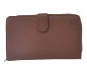 Hexagona Women's Wallet Brown brown