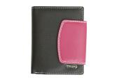 Felda RFID Genuine Leather Ladies Purse Wallet Multi Colour Credit Card & Coins