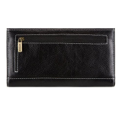 WITTCHEN Classic Trendy Wallet, Colour black, collection Roma
