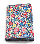 Cath Kidston Trifold Ticket Holder Forest Ditsy Wallet Card Oyster Bus Train NEW
