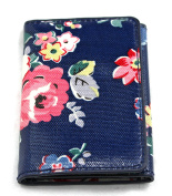 Cath Kidston Trifold Ticket Holder Forest Bunch Wallet Card Oyster Bus Train NEW