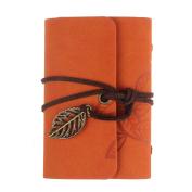 Longra® Business Credit ID Card Holder,Fashion Golden Leaf Leaves Card Package Practical Leather Case Wallet