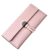 Familizo_Bags Handbag, Familizo Women Fashion PU Leather Wallet Leisure Clutch Bag Long Purse Handbag