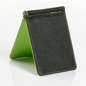 Yiwa Men Women's Retro Style Hardwearing PU Leather Multi Colour Card Bag Wallet Purse