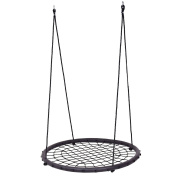 100cm Kids Tree Round Swing Net