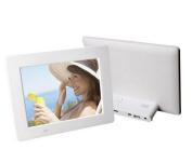 Digital Photo Frame 18cm Hi-Res Widescreen Full Format Multifunction Digital Picture Frames
