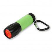 Carson RedSight Pro Flashlight - Red LED Torch