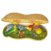 Winkey Kids Music Toy Creative Peanut Bird Music Box, Novelty Toys Stimulate Children's Curiosity Toy Gift
