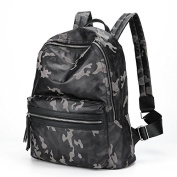 Meoaeo Male Bag And Shoulder Bag Fashion Trend Backpack Large Capacity Leisure
