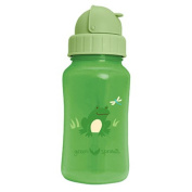 iPlay Inc., Green Sprouts, Aqua Bottle, Green, 300ml