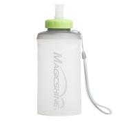 Magicshine Anti Microbial 500ml/17oz Soft Hydration Flask 100% Bisphenol-A, Pathalate, PVC Free