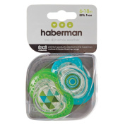 Haberman Soother, 6 to 18 Months