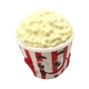 Soft Toys Gift, MML Big Popcorn Cup Squishy Scented Squishy Slow Rising Squeeze Toy Jumbo Collection