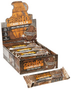 Grenade Carb Killa High Protein and Low Carb Bar, 12 x 60 g - Chocolate Crunch