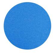 Plant Pot Saucer Round Diameter 10 cm Set of 6 Glass Coasters light blue 100% Merino Wool Felt 3 mm