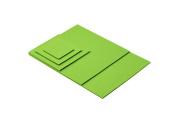 Table Mats Coasters Coaster Table Place Mat Set Including Colour May Green 100% Merino Wool Felt 3 mm, Cotton, mai grün, 15 x 15 cm