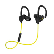 K-DD Wireless Headphones, Waterproof Bluetooth 4.1 Running Headphones In-ear Earbuds, Noise Cancelling Wireless Sports Earphones for Gym Cycling Workout for iPhone,iPad, Samsung, HTC