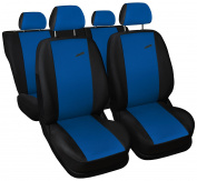 CAR SEAT COVERS XR RACING STYLE AIRBAG COMPATIBLE UNIVERSAL FIT
