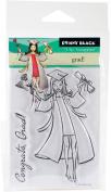 Penny Black Clear Stamps 7.6cm x 10cm -Grad