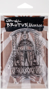 Brutus Monroe Clear Stamps 7.6cm x 10cm -Rustic Balcony