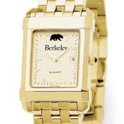 Berkeley Men's Gold Quad with Bracelet