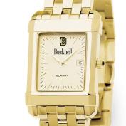 Bucknell Men's Gold Quad with Bracelet