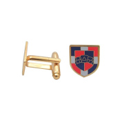 Masonic Cufflinks – Black