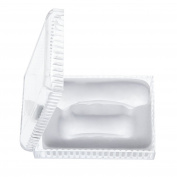 MCSAYS Tooth Grillz HipHop High-Grade Packing Box Dust-proof Environmental Hygiene White Colour Teeth Grillz Accessory