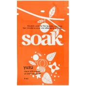Soak Single Use Sample 5ml-Yuzu
