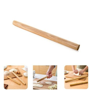 Milopon Rolling Pin Wooden Rolling Pin for Baking Fondant Pastry Cookies Pizza