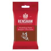 Renshaw Belgian Milk Chocolate Modelling Paste, 180g