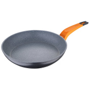 San Ignacio Lava Frying Pan, Cast Aluminium, Grey, 28 cm