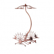 Creative Wine Rack European Wine Cup Holder Wine Rack Fashion Wine Decoration Goblet Hanging Glass Shelf
