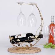 Creative Wine Rack Decoration Wine Glass Rack Hanging Wine Goblet Stand Upside Down Wine Rack Wine Rack