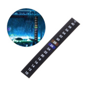 Jiamins Adhesive Strip Thermometer Displays Degrees Celsius For Homebrew Beer Wine Mead