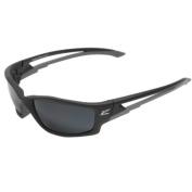 Edge Eyewear Kazbek Polarised Blk w/G-15 Silver Mirror Lens SKU