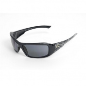 Edge Eyewear Brazeau Blk Shark Frame Polarised Smoke Lens SKU