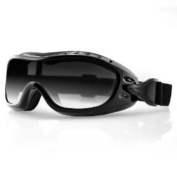 Bobster Night Hawk II Goggle OTG with Photochromic Lens with Elite Tactical Cloth