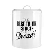 Protege Pun & Games Bread Bin, Metal, Powder Paint