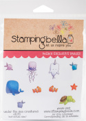 Stamping Bella Cling Stamps-Under The Sea