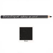 BEAUTIQUE Defining Eyeliner Pencil 306 Black by Beautique