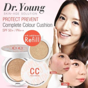 Dr.Young Complete Colour Cushion (15g+Refill 15g) (SPF50+ PA+++)/Korea Cosmetics