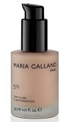 Maria Galland 511 Fluid Foundation 40 Cognac