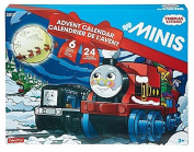 Thomas & Friends Mini's Mini Toy Engine Vehicles 2017 Deluxe Advent Calendar