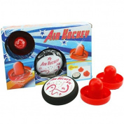 air hockey game