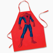 Apron - Marvel - Spiderman Character KIDS size Licenced New 16330