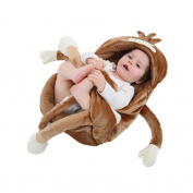 kemai Baby Sleeping Bag Animal Shape Cute Sleeping More Thick and Soft