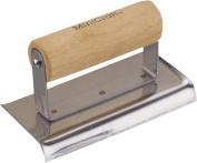 MintCraft 16921 Concrete Edger, 15cm L x 7.6cm W, Stainless Steel