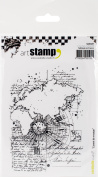 Carabelle Studio Cling Stamp A6-Travel Notebook