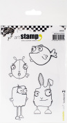 Carabelle Studio Cling Stamp A6-Mini OUF 2